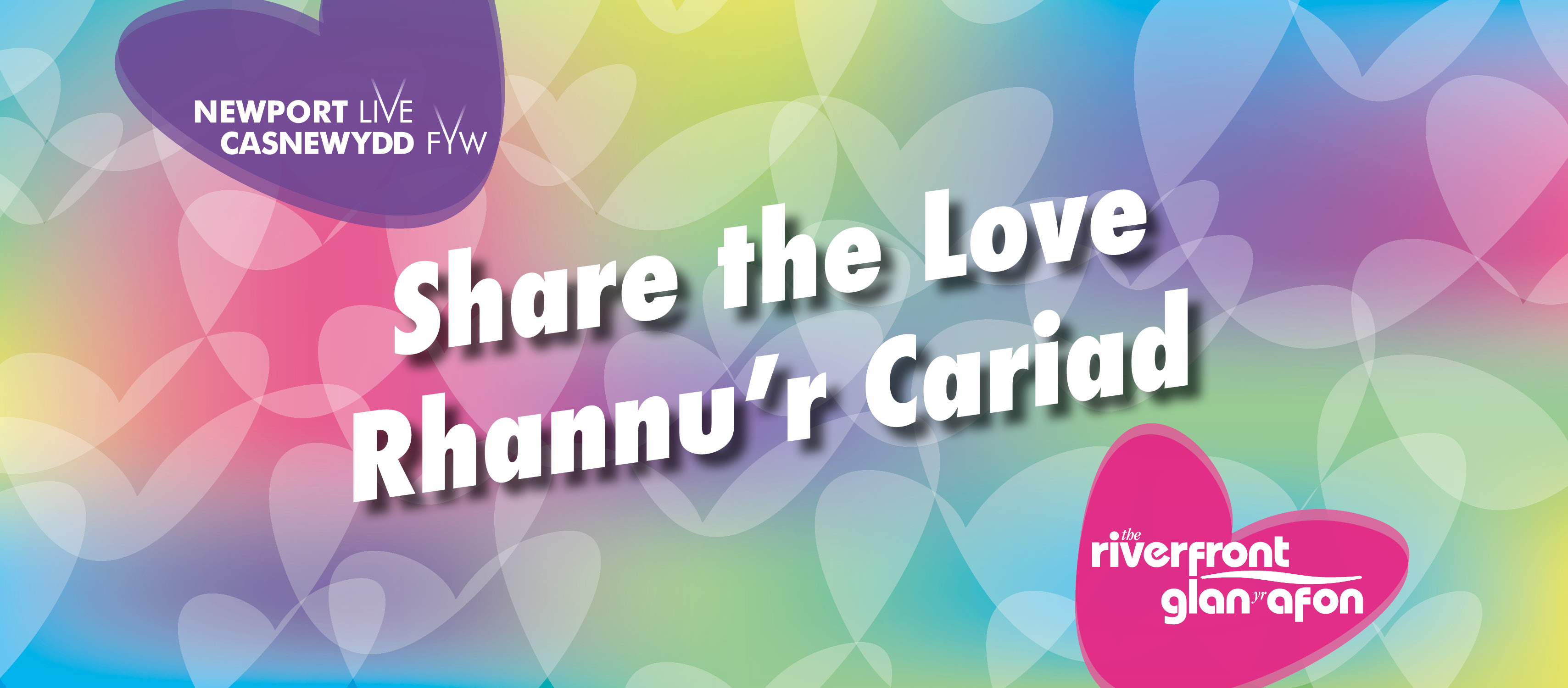 Share the Love graphic