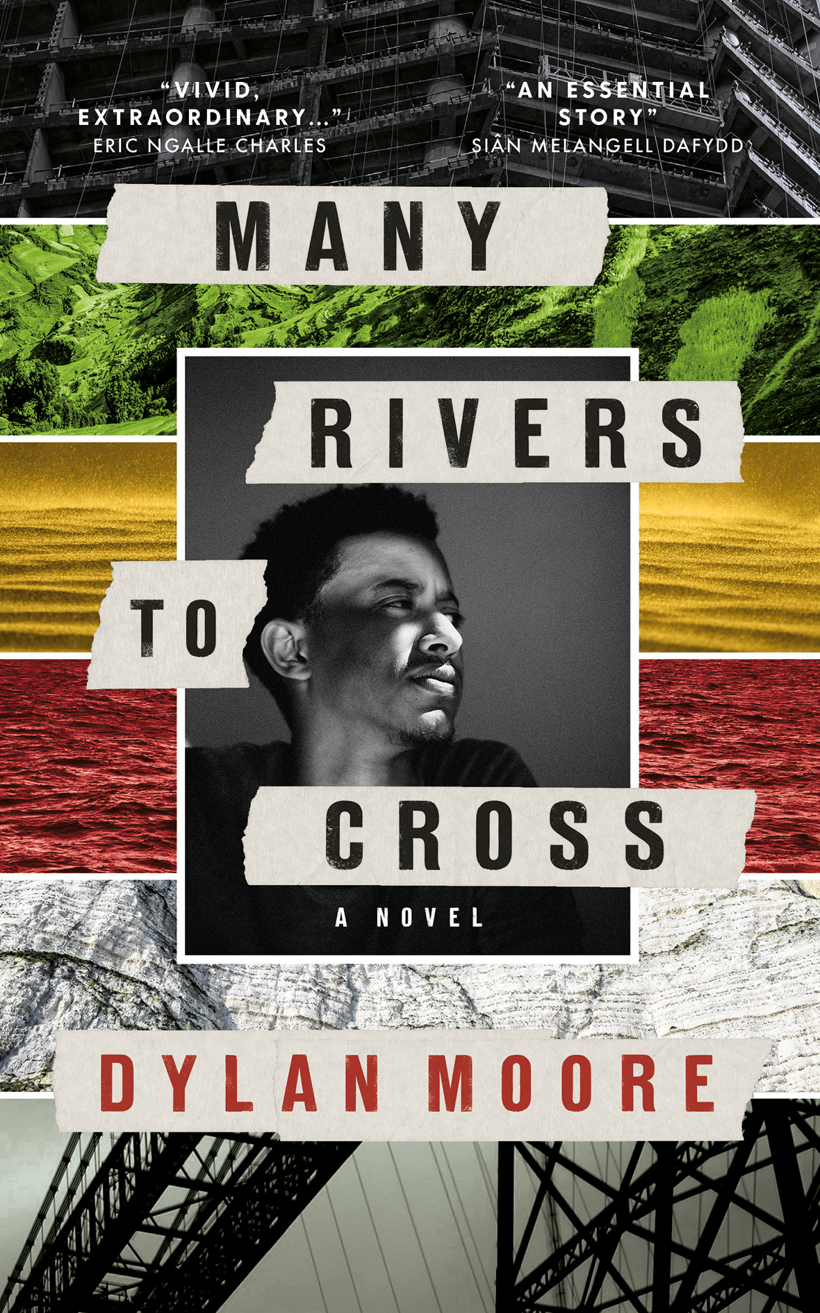 Image of many Rivers to Cross book cover