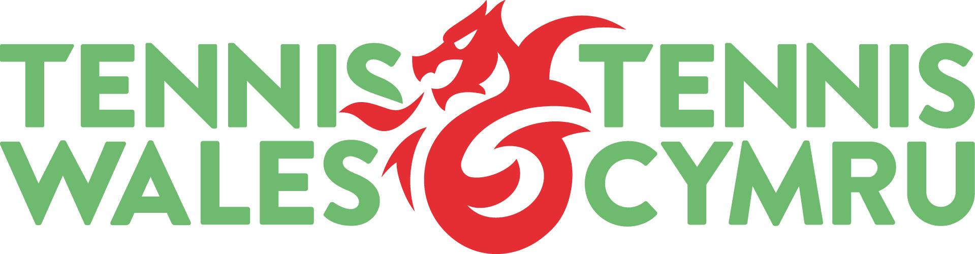 Tennis Wales Logo