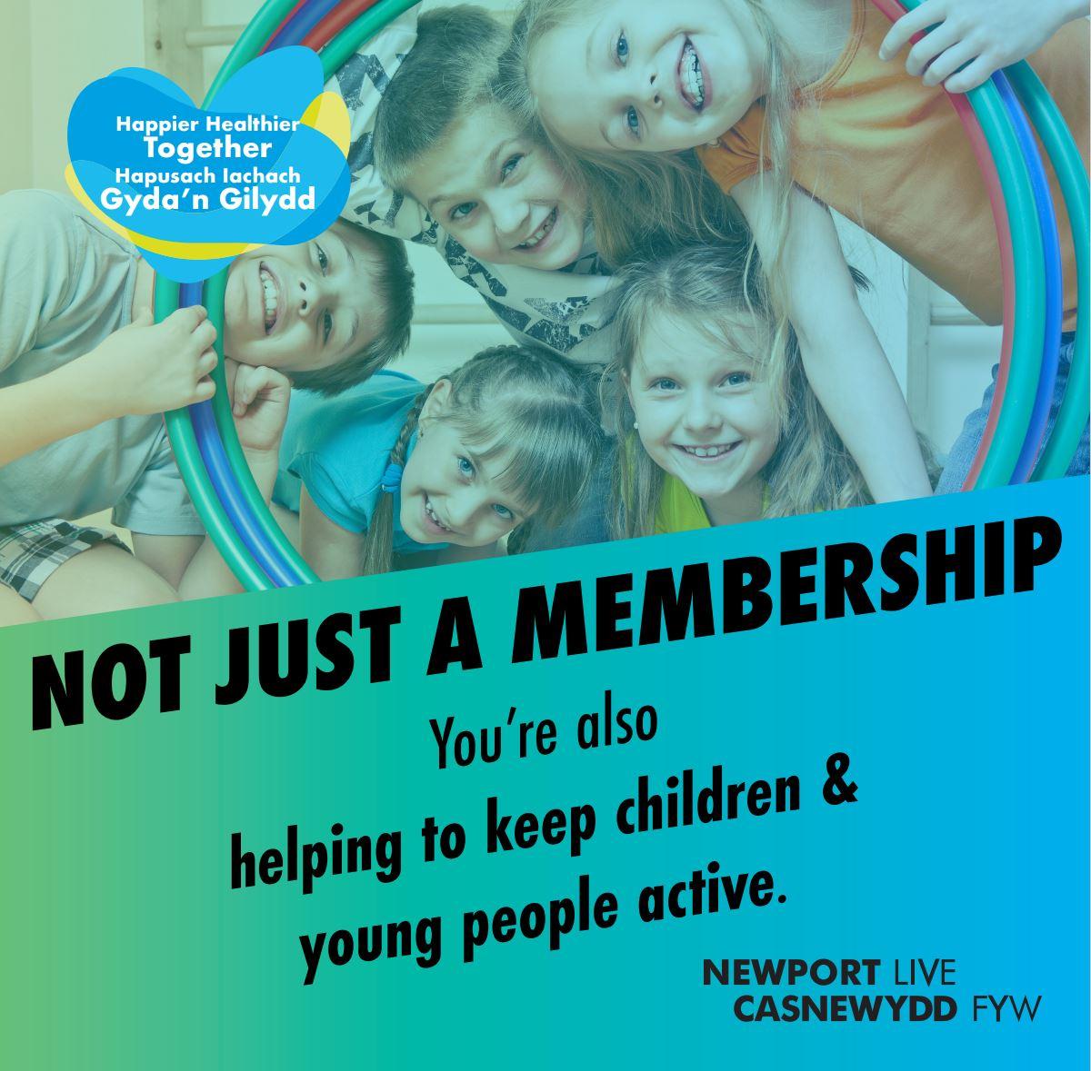 Not just a membership